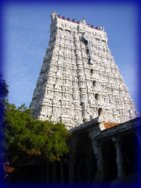 Murugan temple gopuram